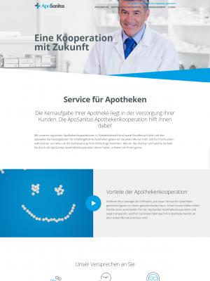 Webdesign Drupal CMS Firmenwebsite Limburgerhof