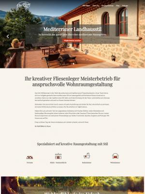 Webdesign Drupal CMS Firmenwebsite Neustadt