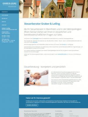Website für Steuerberater