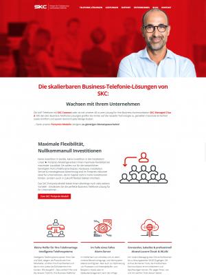Webdesign Drupal CMS Firmenwebsite Hirschberg