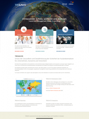 Webdesign Drupal CMS Firmenwebsite Ludwigshafen