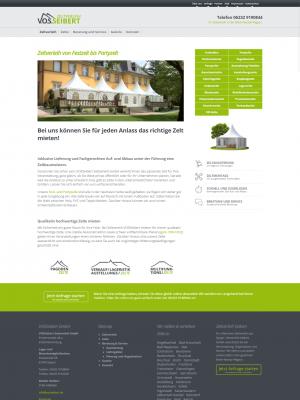 Webdesign Drupal CMS Firmenwebsite Speyer